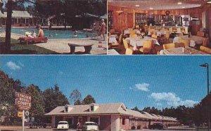Louisianna Ruston Lincoln Hotel Courts