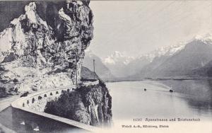 AXENSTRASSE Und Bristenstock, Lucerne, Switzerland, 1900-1910s