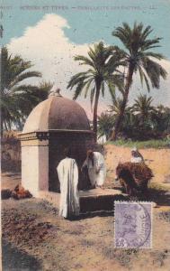 Cueillette Des Dattes, Scenes Et Types, Africa, 1900-1910s