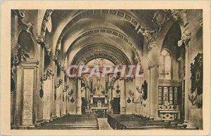 Postcard Old La Chapelle des Carmelites and Lisieux