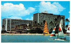 Hawaii  Honolulu Reef Hotel