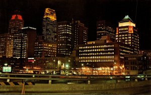 Ohio Cincinnati Looking West From Concourse Of Riverfront Stadium During Annu...