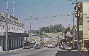 GRASS VALLEY, California, 1940-60s; Main Street