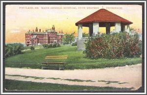 Maine, Portland General Hospital - [ME-146]