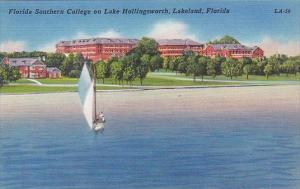 Florida Lakeland Florida Southern College On Lake Hollingsworth