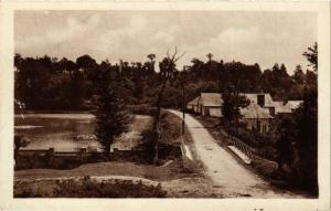CPA MONTAUBAN-de-BRETAGNE (I.-et-V.) - Le Moulin de Chaillou (298114)