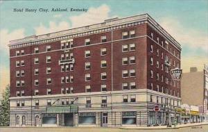 Kentucky Ashland Hotel Henry Clay 19+54