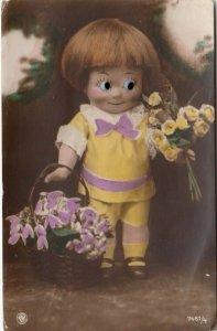 RP: Google eyed Doll Portrait , 00-10s : #4
