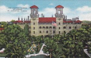 Florida St Augustine The Lightner Museum Of Hobbies