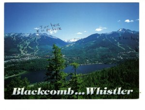 5 X 7, Blackcomb, Whistler, British Columbia