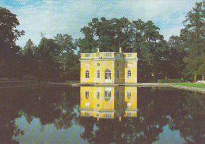 Russia Pushkin The Upper Bath Pavilion Catherine Park