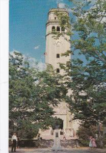Tower of Administration Building of the University of Puerto Rico, RIO PIEDRA...