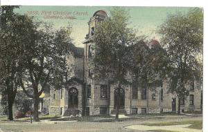 1914 First Christian Church, Ottumwa, Iowa