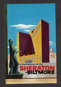 RI Sheraton Biltmore Hotel PROVIDENCE RHODE ISLAND PC