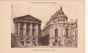 VERSAILLES, Seine Et Oise, France, 1900-1910´s; Les Chateaux De France