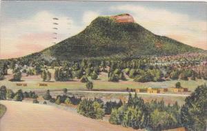 New Mexico Santa Fe Starvation Peak On The Santa Fe Trail 1940