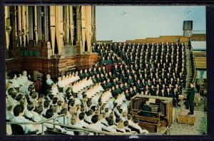 Mormon Tabernacle Choir,Salt Lake City,UT