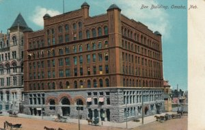 OMAHA , Nebraska , 1901-07 ; Bee Building