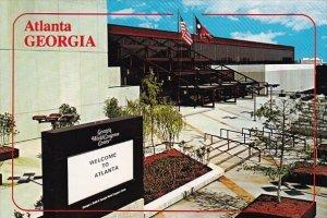 Georgia World Congress Center Welcome To Atlanta Georgia