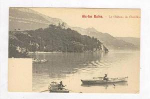 Le Chateau De Chatillon, Aix-les-Bains (Savoie), France, 1900-1910s