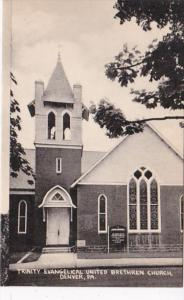 Pennsylvania Denver Trinity Evangelical United Brethren Church