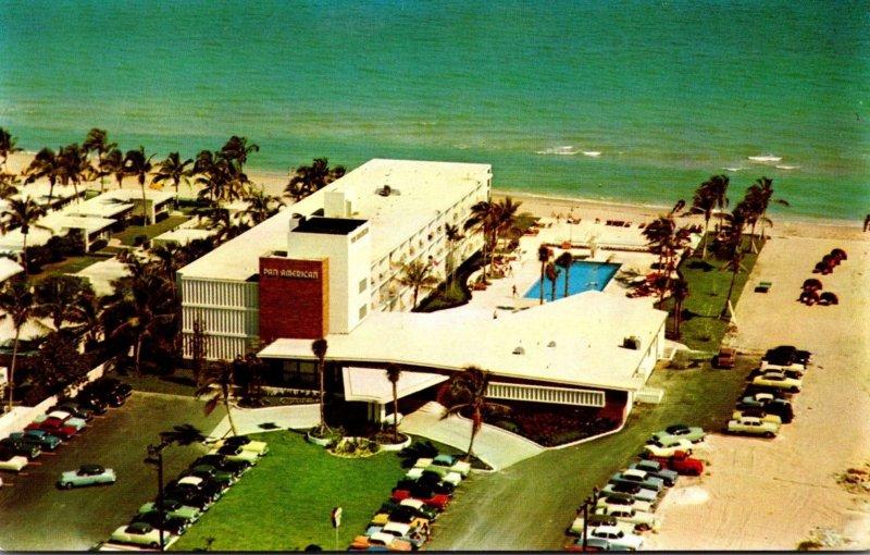 Florida Miami The Pan American Hotel 1956