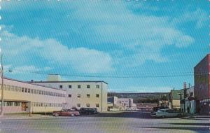 Main Street, Whitehorse, Yukon Territory, Canada, 40-60s