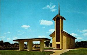 Kansas Abilene Eisenhower Center Place Of Meditation
