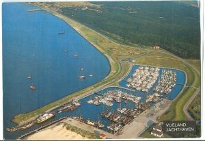 Holland, Netherlands, Vlieland Jachthaven, 1980s used