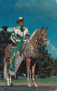 Wisconsin Greetings From Lake Waubesa Near Madison With Horseback Rider