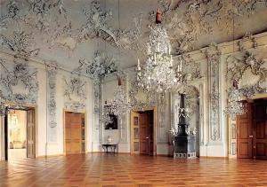 Residenz Wuerzburg, Weisser Saal, The White Room A. Bossi