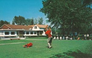 Golf Course , SAINT-JEAN , Quebec , Canada , 1989