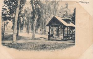 Spring House in Sanitarium Park - Clifton Springs NY, New York - DB