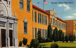 Texas Odessa Beautiful High School