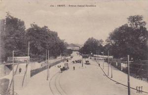Avenue Amiral Reveillere, Brest (Finistere), France, 1900-10s