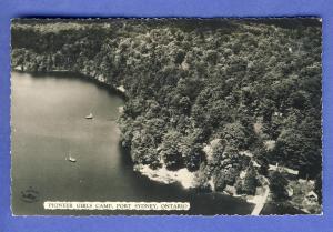 Port Sydney, Ontario, Canada Postcard, Pioneer Girl's Camp