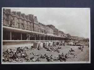 Sussex: New Covered Parade, HASTINGS c1936 by Palace Book Shop, 37 White Rock