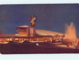 Unused Pre-1980 WILBUR CLARK'S DESERT INN HOTEL Las Vegas Nevada NV hs8761-22