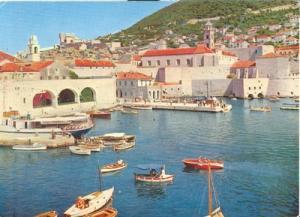 Croatia, Dubrovnik, Stara Luka, unused Postcard