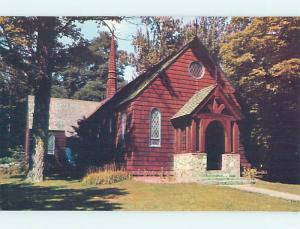 Unused Pre-1980 CHURCH SCENE Choocorua New Hampshire NH p3227