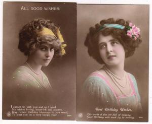 2 - Women Cards, Birthday & Best Wishes