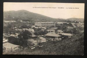Mint Noumea New Caledonia Real Picture Postcard RPPC Genie Valley View