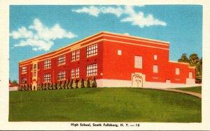 New York South Fallsburg High School Dexter Press