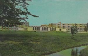 Indiana Muncie Ralph Noyer Residence Halls Ball State Teachers College