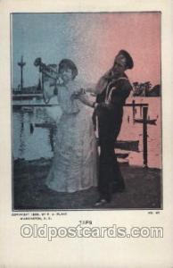 P.J. plant, Washington D.C., USA Military Postcard Postcards  P.J. plant, Was...