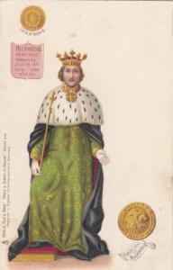 ROYALTY : UK ; Richard II , 1901-07 ; TUCK 614