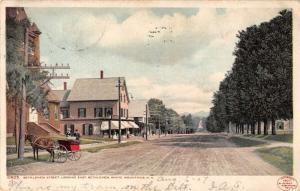 Bethlehem New Hampshire Bethlehem St by Detroit Pub antique pc Z12308