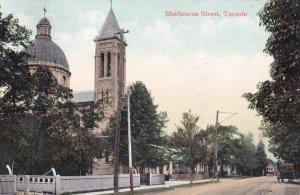 TORONTO, Ontario, Canada, PU-1908; Sherbourne Street