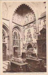 Spain Toledo Catedral Interior de la Capilla del Condestable