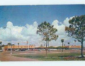 Unused Pre-1980 RETAIL STORE SCENE Port Charlotte Florida FL ho9985